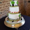 hunters Wedding Cake Cakes Sussex